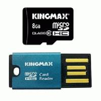 Kingmax 8GB KM08GMCSDHC10CR