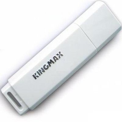 Kingmax 8GB Pen Drive USB PD07 White