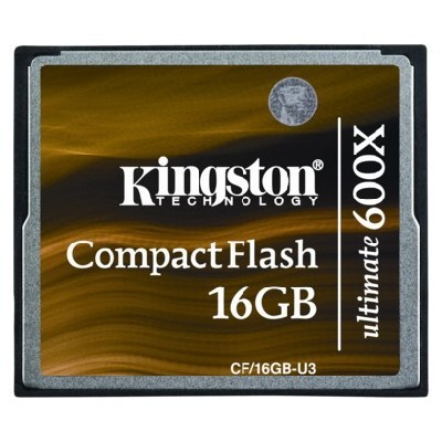 Kingston 16GB CF-16GB-U3
