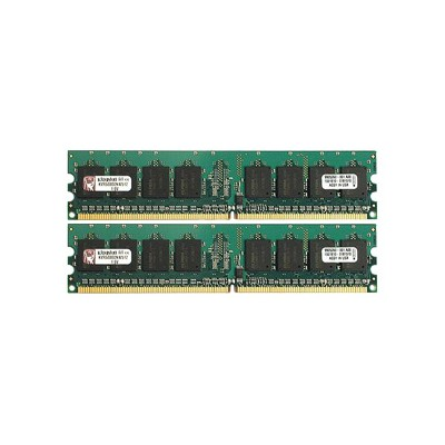 Kingston KVR400D2N3K2-4G