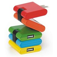 разветвитель USB Konoos UK-06