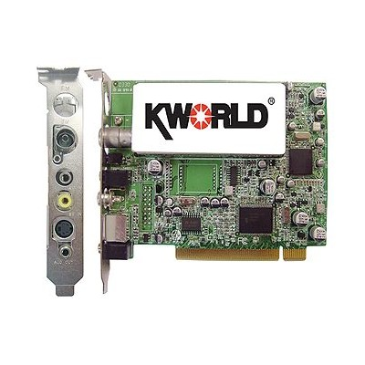 Kworld PCI FM ПДУ VS-LTV7134RF w/PVR Drive Retail