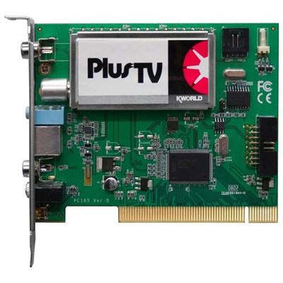 Kworld PCI TV Nicam KW-PVR-PC165A-LE