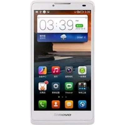 Lenovo IdeaPhone A880 White