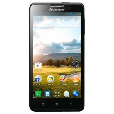 Lenovo IdeaPhone P780 8GB Black