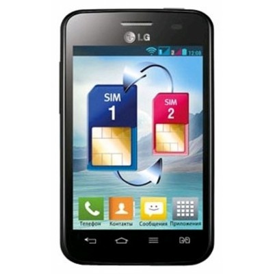 LG Optimus L3 II E435 Black