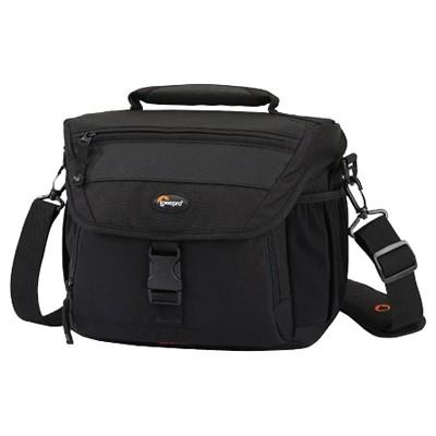 ee396e6b12dc Сумка для фотоаппарата LowePro Nova 180 AW black купить, цена и ...