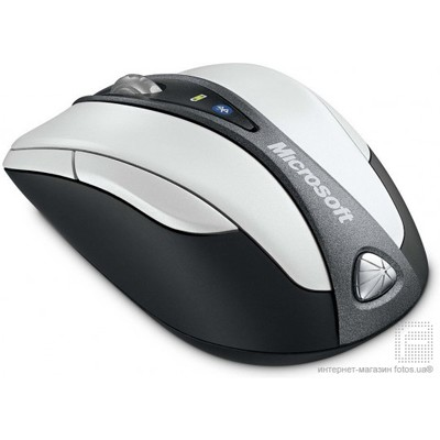 Microsoft Comfort Mouse 3000 for business Black