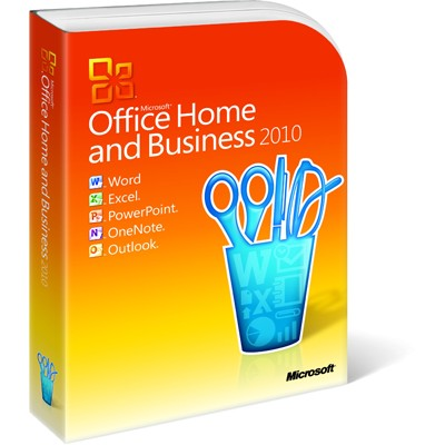 Microsoft Office Home and Business 2010 T5D-00361