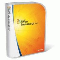 Microsoft Office Professional 2007 269-13752