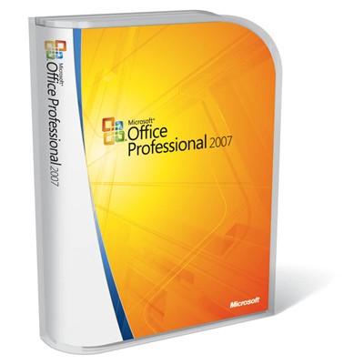 Microsoft Office Professional 2007 269-13752-D