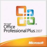 Microsoft Office Professional Plus 2007 79P-00392