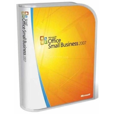 Microsoft Office Small Business 2007 W87-01094