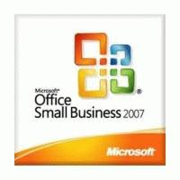 Microsoft Office Small Business 2007 W87-01406