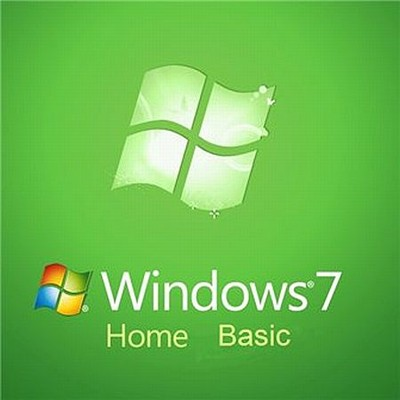 Microsoft Windows 7 Home Basic F2C-00201
