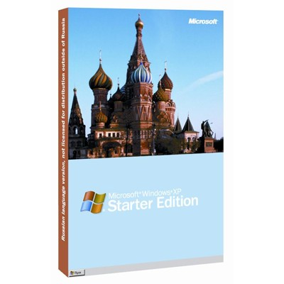 Microsoft Windows XP Starter Edition ZAA-00386