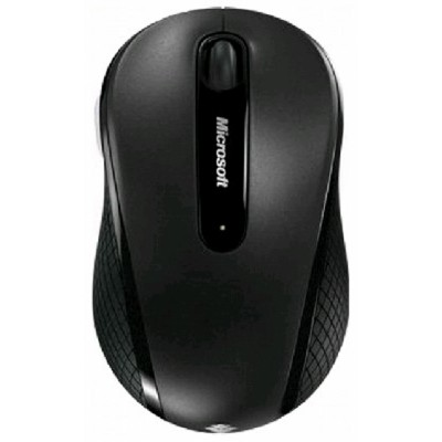 Microsoft Wireless Mobile Mouse 4000 Graphite D5D-00006