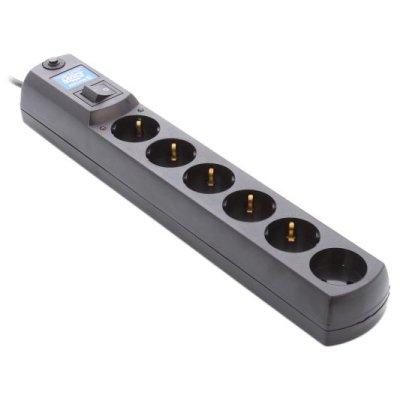 <b>Сетевой фильтр Most HPw</b> 2m Black купить, цена и ...
