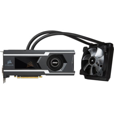 MSI GeForce GTX 1080 Ti Sea Hawk