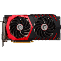 MSI GeForce GTX 1060 Gaming 3G