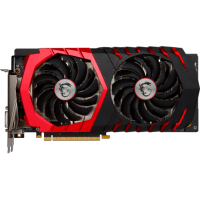 MSI nVidia GeForce GTX 1060 Gaming X 6G