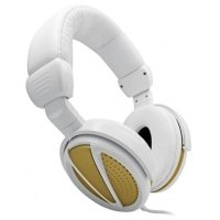 Наушники BBK EP-3300S White-Gold