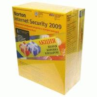 Norton Internet Security 2009 Russian CD 1 User RET 14126013