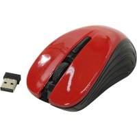 Oklick 545MW Black-Red