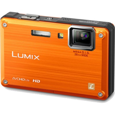 Panasonic Lumix DMC-FT1EE-D