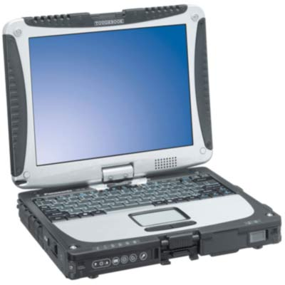 Panasonic Toughbook CF-19 CF-19XHNAZF9