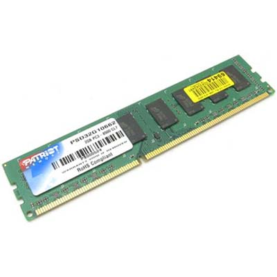 Patriot DDR3 2048Mb 1333MHz