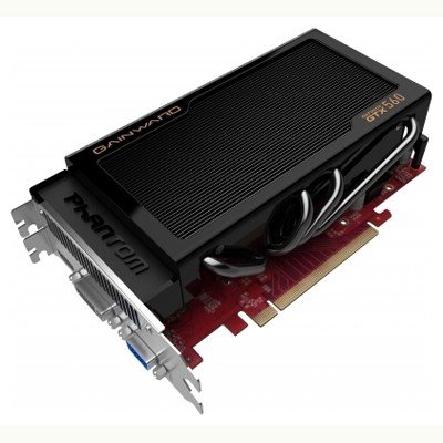 PCI-Ex 1024Mb Gainward GTX560 PHANTOM 2227