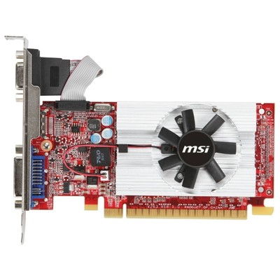 PCI-Ex 1024Mb MSI N520GT-MD1GD3/LP