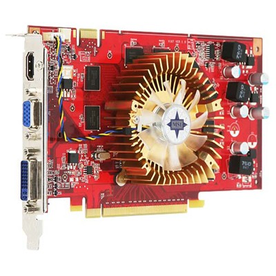 PCI-Ex 1024Mb MSI N9600GT-MD1G