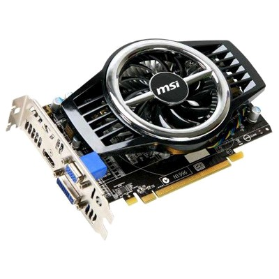 PCI-Ex 1024Mb MSI R5750-MD1G