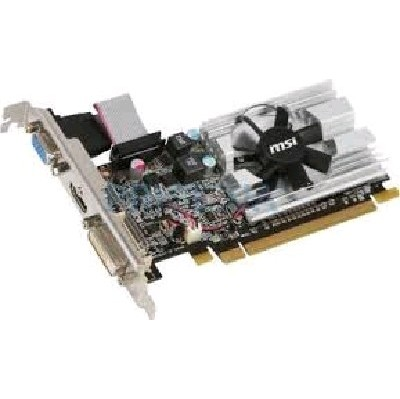 PCI-Ex 1024Mb MSI R6450 MD1GD3/LP V2
