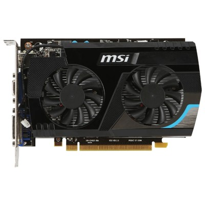 PCI-Ex 1024Mb MSI R6670-MD1GD5