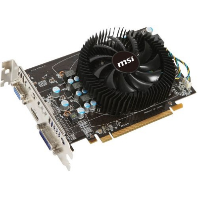 PCI-Ex 1024Mb MSI R6770-MD1GD5