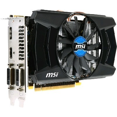 PCI-Ex 1024Mb MSI R7260X 1GD5 OC