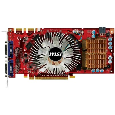 PCI-Ex 512Mb MSI N250GTS-MD512