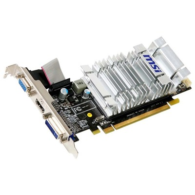 PCI-Ex 512Mb MSI R5450-MD512H D2