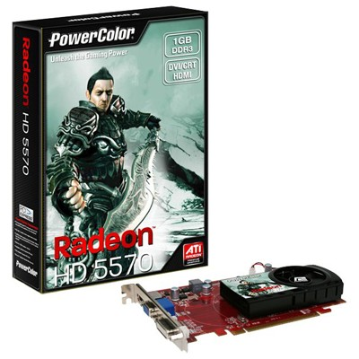PowerColor AX5570 1GBD3-H