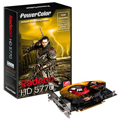 PowerColor AX5750 1GBD5-PDHG