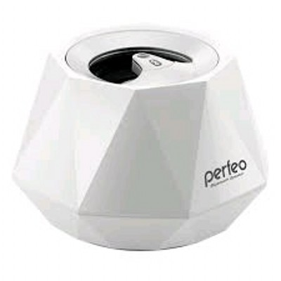 Perfeo Diamond PF-268/BT-W