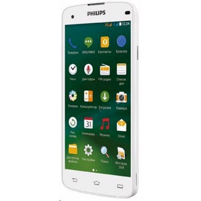 Philips Xenium i908 White