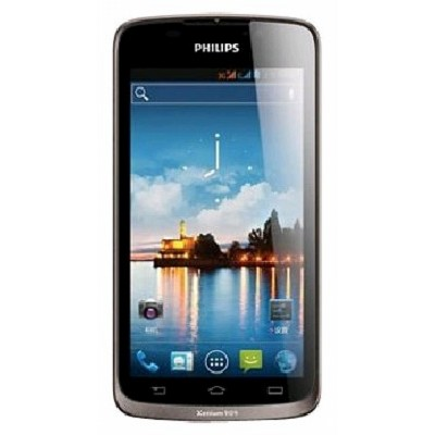 Philips Xenium W832 Grey