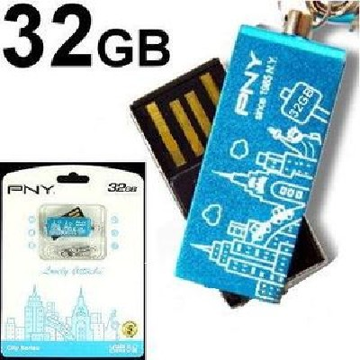 PNY 32GB Lovely. City PFU6032-BC