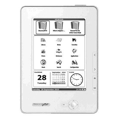 PocketBook Pro 612 White