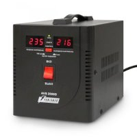 UPS PowerMan AVS 2000D Black