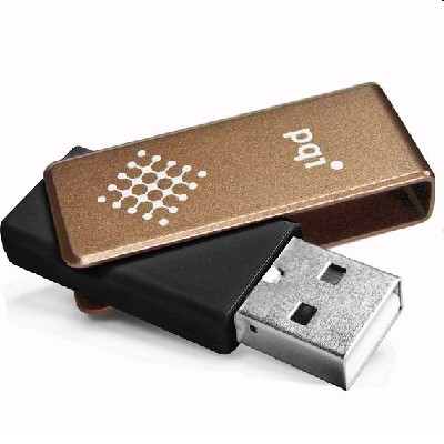 PQI 16GB U262 Brown